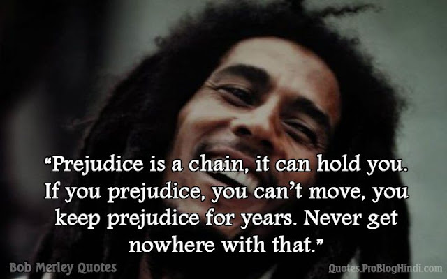 bob marley quotes on life and death