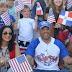 Miles de cruceristas estadounidenses llegan a Puerto Plata en día de la independencia de su país