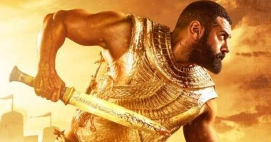 """Sources told the """"Cairo 24"""" website that the concerned authorities stopped filming for the (king Ahmose) series and obligated the producing company to bear the costs of filming."""
