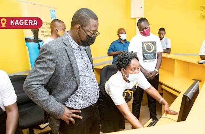 Meneja TTCL Atumbuliwa Kwa Kukwepa Ziara za Viongozi na Kupika Taarifa