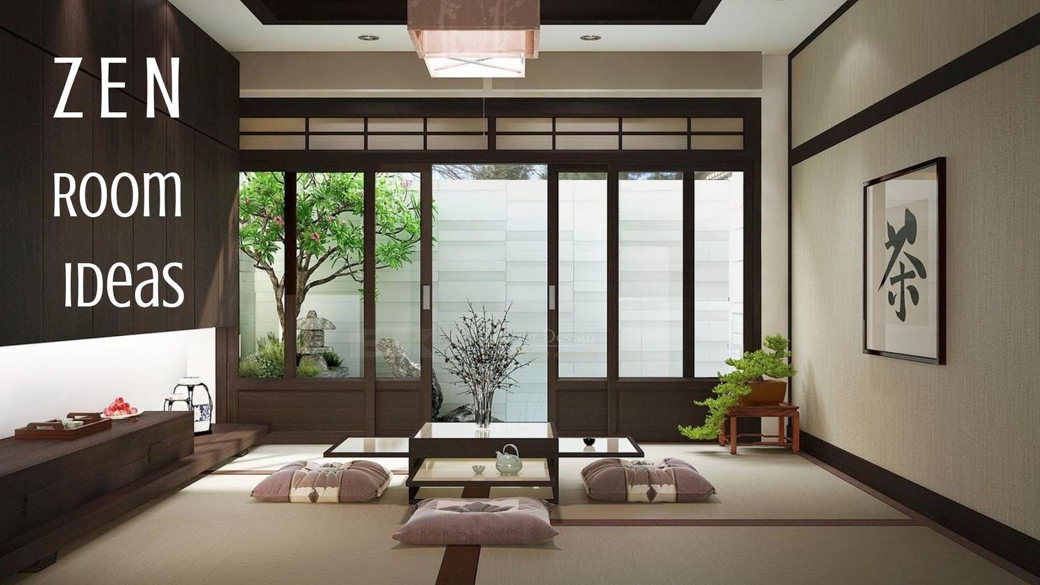 Zen Style Home Decoration Zen Room Ideas Home Design Ideas