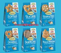 Logo Colussi ''Che tipo di colazione sei ?'': vinci gratis 10 colazioni da 14 confezioni di frollini assortiti