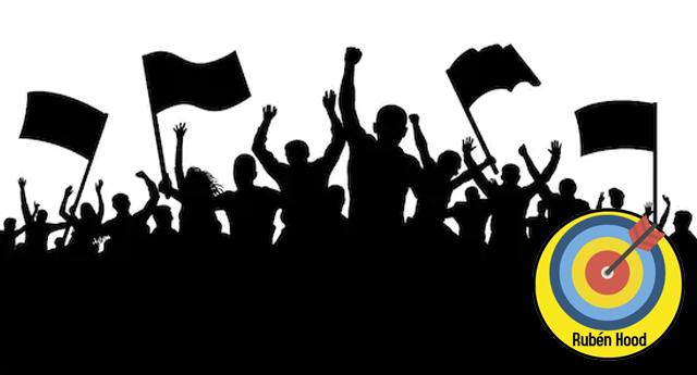 'Hemos subestimado a la simbología', por Rubén Hood