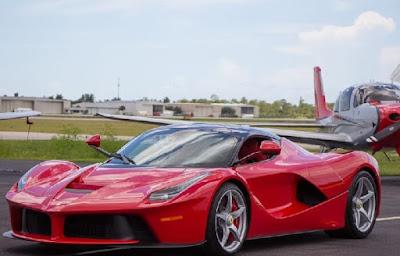 Gambar Ferrari LaFerrari Produksi Tahun 2013