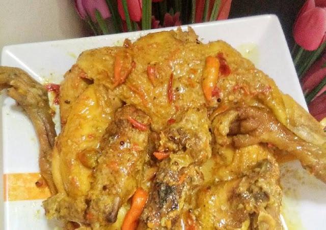 Resep Lodho Ayam Kampung