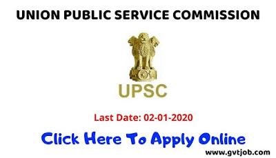 UPSC - gvtjob.com