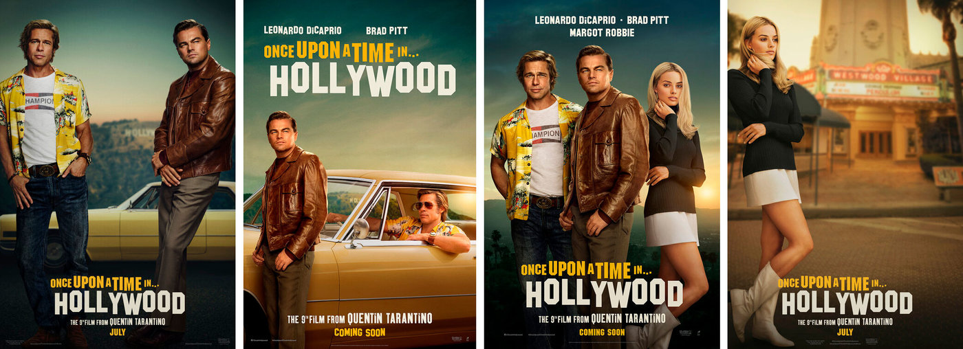 Review of Once Upon a Time in Hollywood 3movierulz