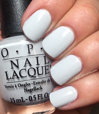 OPI Venice Collection, I Cannoli Wear OPI
