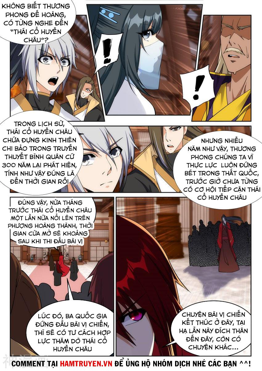 Nghịch Thiên Tà Thần chap 205 - Trang 3