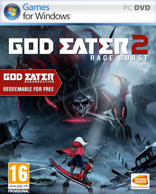 Download God Eater 2 Rage Burst MULTi6 [Repack] By FitGirl (5GB) | www.redd-soft.com