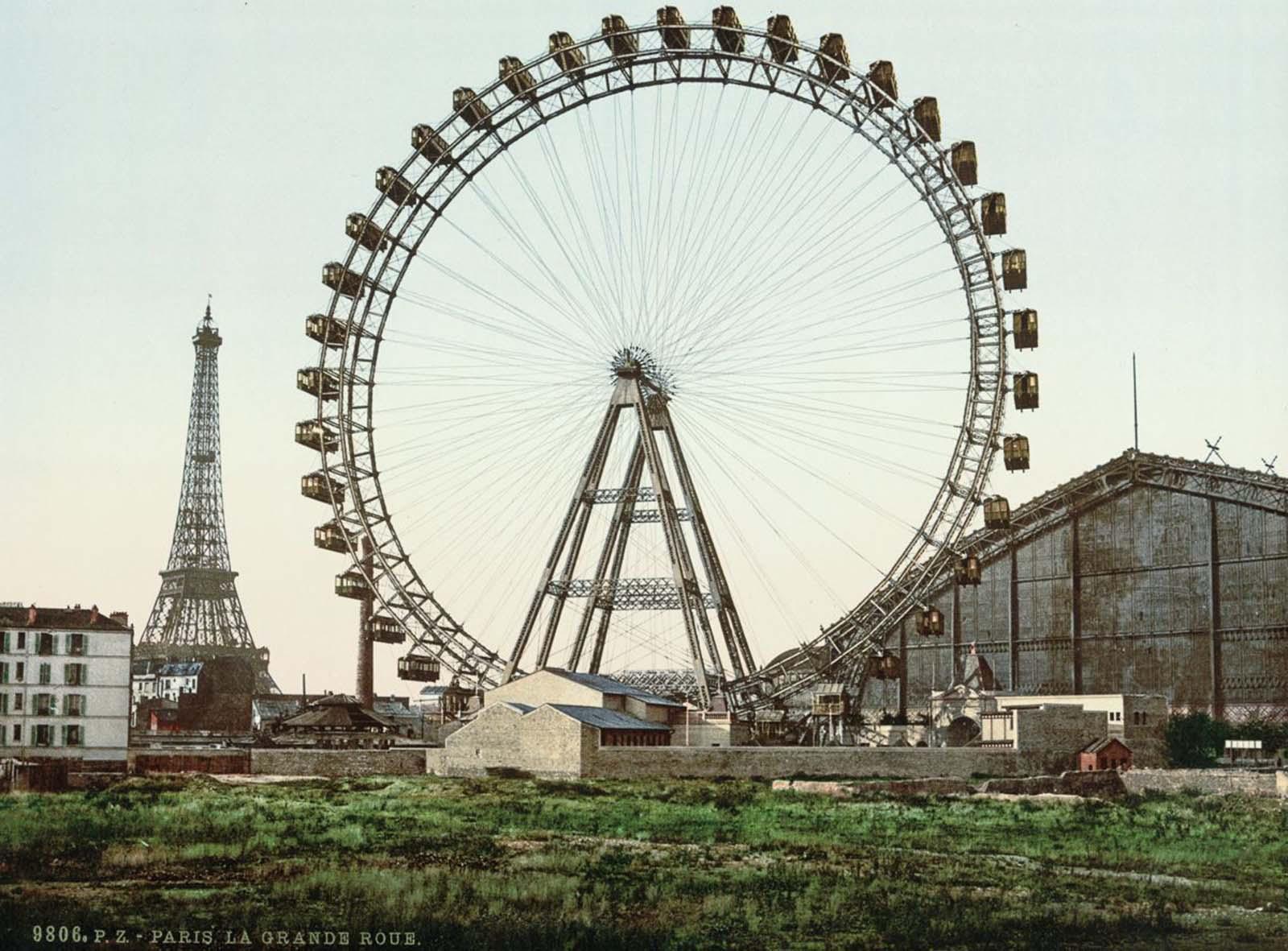 La Grande Roue, Paris.