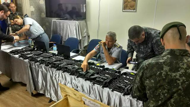 PMESP – Primeiras imagens da Glock G22 Gen5 que inicia testes
