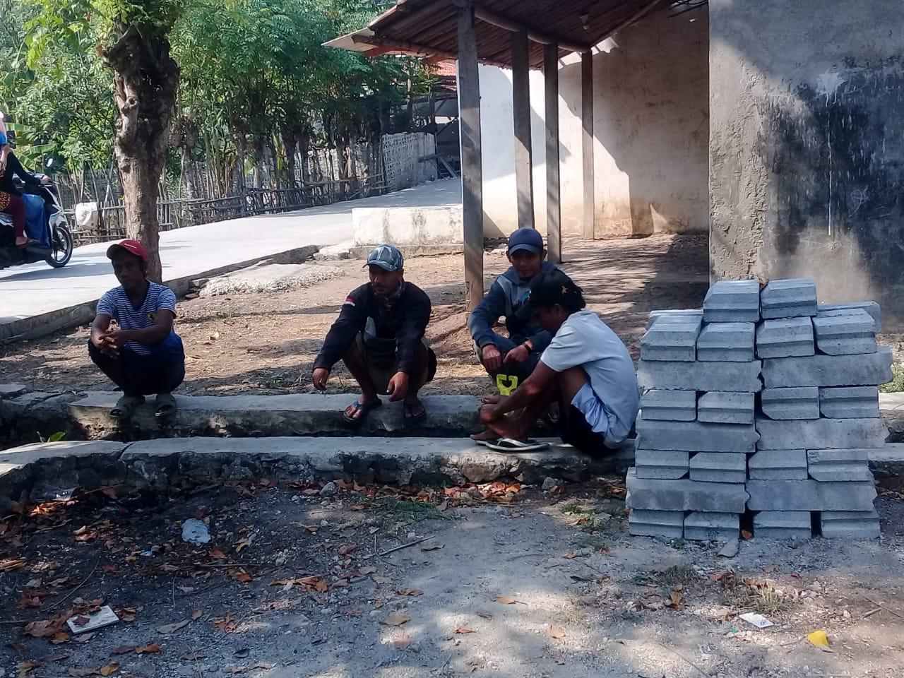 Pj Kades Laksana: Bantuan Dana Desa Bermanfaat Bagi Masyarakat Dan Percepatan Pembangunan Desa