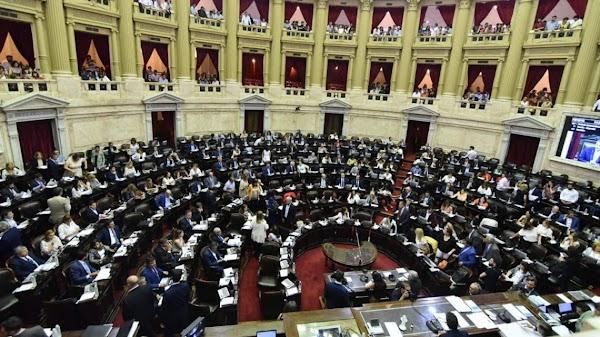 Diputados trata este miércoles la ley para fortalecer la negociación de la deuda externa