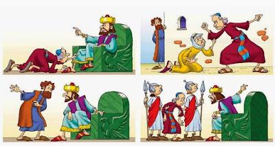 el siervo despiadado parabola de jesus