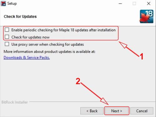 Download dan Cara Install Maple 18 untuk Windows
