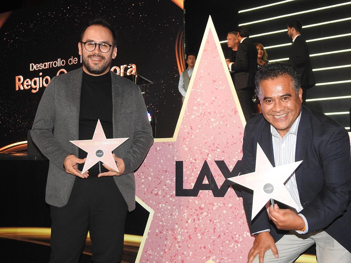 LOS ÁNGELES RECONOCE INDUSTRIA TURÍSTICA AWARDS NIGHT 05