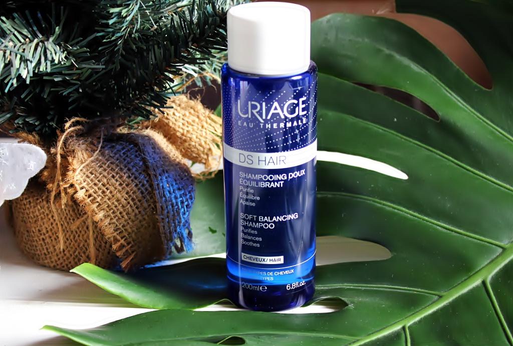 Шампунь мягкий балансирующий - Uriage DS Hair Soft Balancing Shampoo / обзор, отзывы
