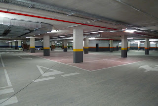 Plazas de parking vigilado en Zaragoza