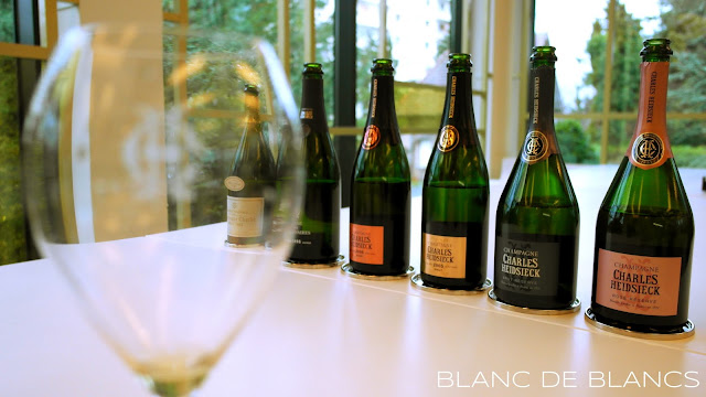 Vuoden kohokohdat: Charles Heidsieck - www.blancdeblancs.fi