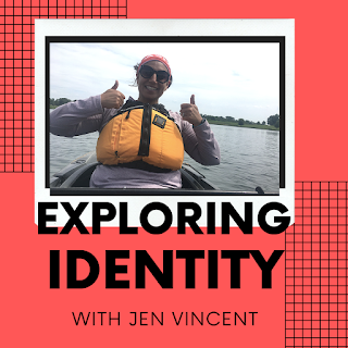 exploring identity, jen vincent, identity, teaching, middle school