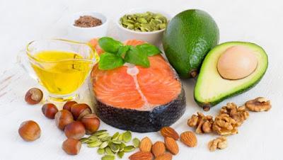 Alimentos contra la grasa