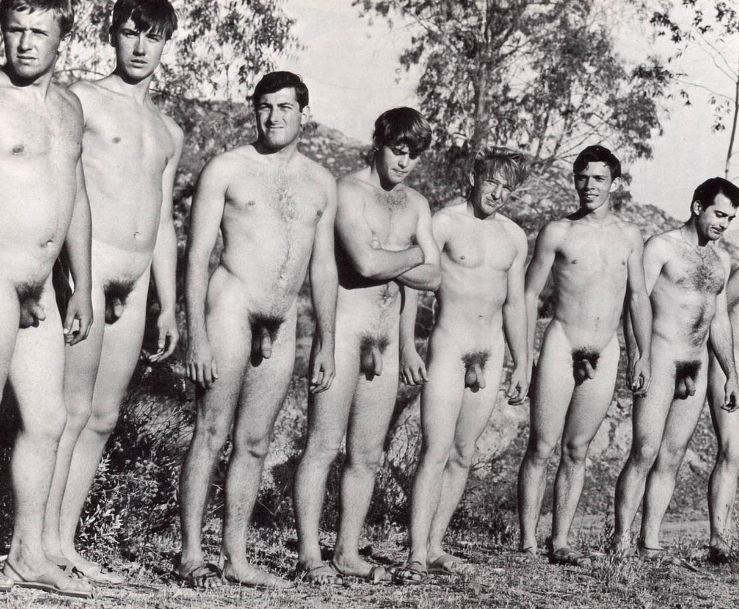 Black old time nudes