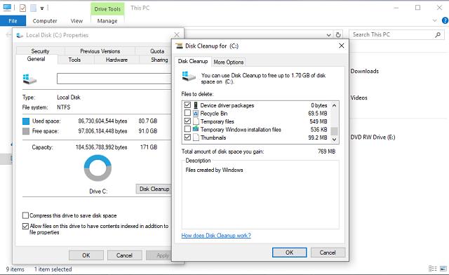Fix Can't Download Files Error Windows - Method 5