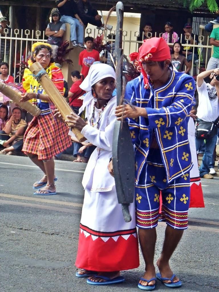 Kaamulan Festival Parade ~ Philippine Travel Notes