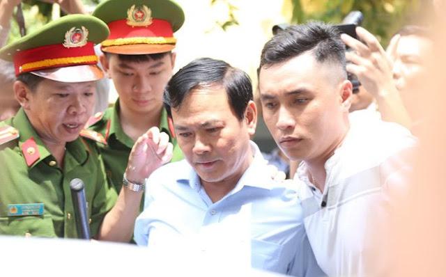 Không đủ cơ sở kết luận về bàn tay trái của ông Nguyễn Hữu Linh