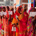 गम्हरिया: लोकतंत्र के मालिकों में खूब दिखा दम, 61% मतदान