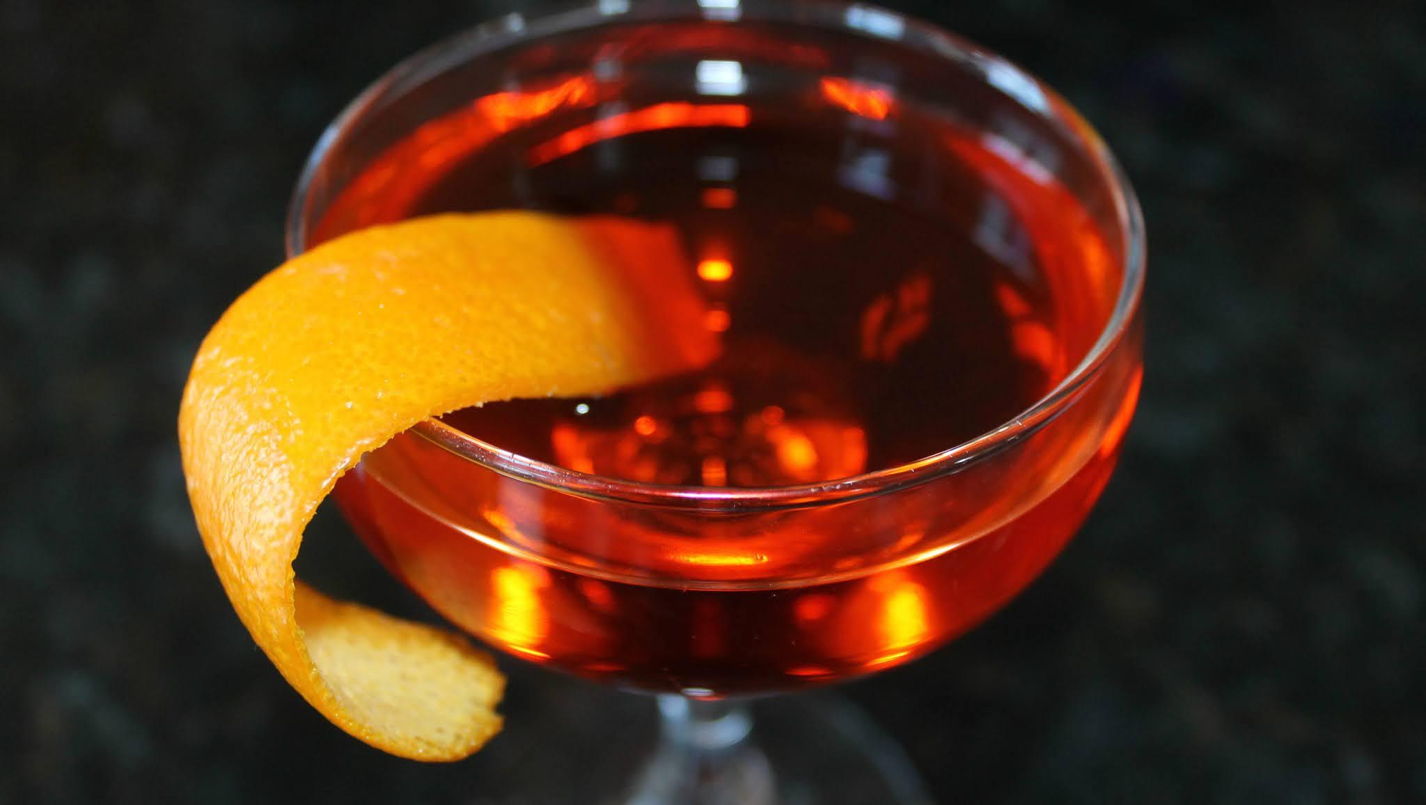 وصفات كوكتيل الفاكهة| باشن زهر البرتقال