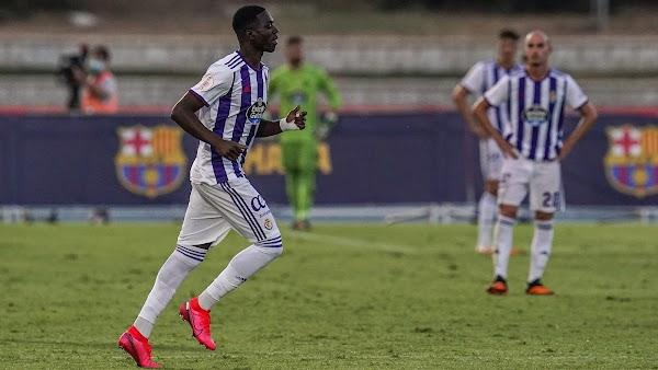 Oficial: Valladolid, Stiven Plaza sale cedido a Independiente del Valle