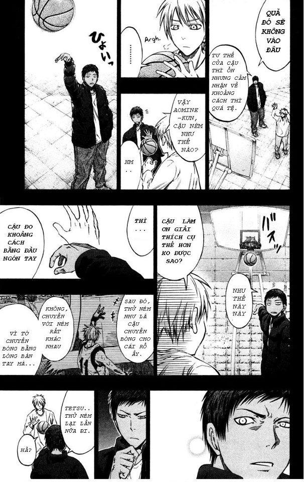 Kuroko No Basket chap 149 trang 4