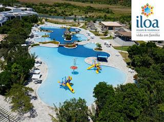 Promoção Dia das mães no Iloa Resort