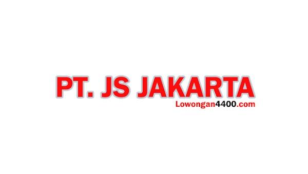 Lowongan Kerja PT. JS JAKARTA Cileungsi Bogor