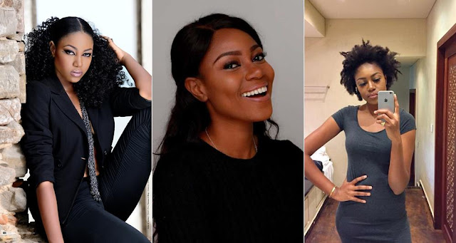Yvonne Nelson Is Now A Mother As She Gives Birth To A Baby Girl