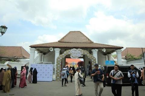 Nongkrong dan Seru-Seruan Bareng di Acara Muslim United di Masjid Gedhe Kauman Yogyakarta