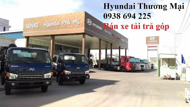 giá xe đầu kéo hyundai hd1000