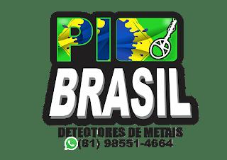 detectores pi brasil