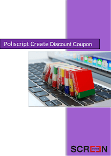 Poliscript Create Discount Coupon