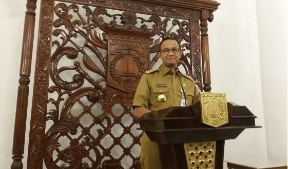 Kasus Jalan Jatibaru Tanah Abang, Anies Tegaskan Ombudsman Jakarta Raya Tak Punya Otoritas
