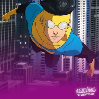 Heróis do Megaverso #002   O incrível início de Invencível