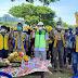 Pantau Progres PSD di Dua Kabupaten, Dr. Aras Harap Pekerjaan Sesuai Road Map