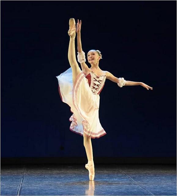 balerin, bale