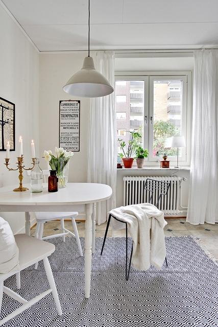 cozinha escandinava