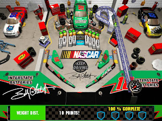 Download 3D Ultra NASCAR Pinball PC Games