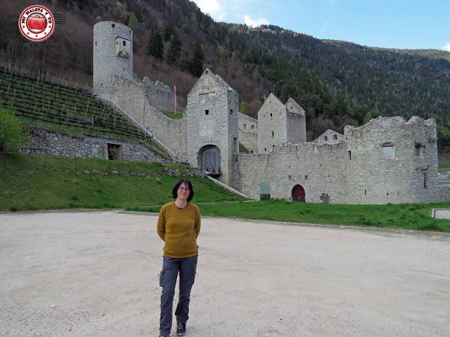 Fortaleza de Muhlbach, Montes Dolomitas