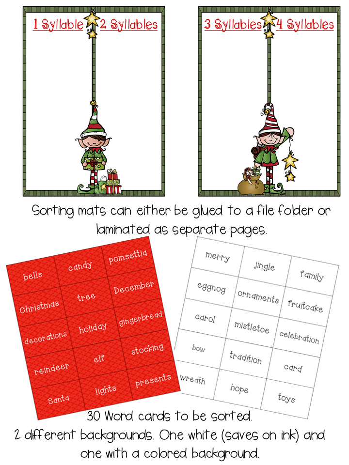 Premise Indicator Words: Tis The Season For Syllables