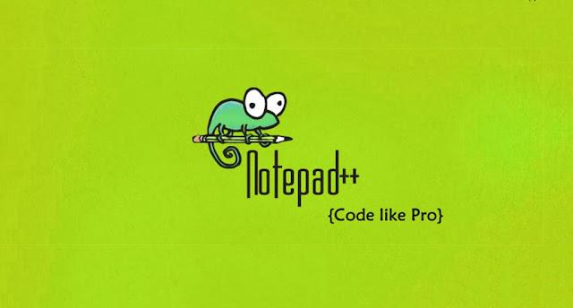 Notepad ++ Download Gratis Terbaru